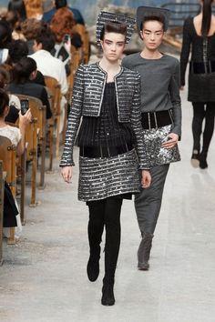 Chanel Haute Couture FW 2013