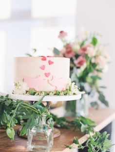 Small cakes with favorite flavors: http://www.stylemepretty.com/2016/05/17/wedding-trends-you-will-see-this-summer/