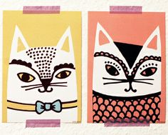 print & pattern blog features Petra Wolff