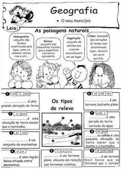 ATIVIDADES TIPOS DE BAIRRO - Pesquisa Google