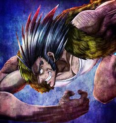 From the anime hunter x hunter This picture is a rework thanks in advance for thoses who favorite~ Uvogin 2 (hxh) Hunter X Hunter, Graphic Novel Art, Harry Potter, Bleach Art, Devian Art, Monkey D Luffy, Hisoka, Manga Pictures, Me Me Me Anime
