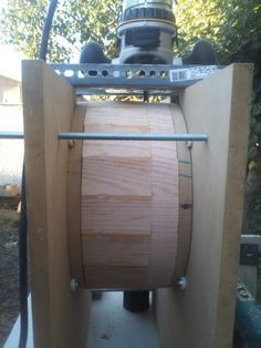 Look what I did! (Stave drum build) [PIC HEAVY] - DRUMMERWORLD OFFICIAL DISCUSSION FORUM