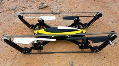 B-Unstoppable (Quadcopter-Tank) full performance