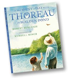 Wendell and Florence share an awareness of the importance of books in the lives of young children, and are dedicated to creating books that will entertain, teach, and inspire them. Walden Pond, Colored Pencil Techniques, One With Nature, Boys Who, Children's Books, Dusk, Colored Pencils, Florence, Sunrise