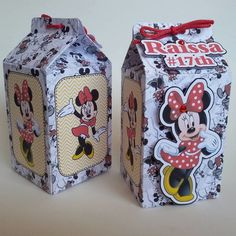 Caixa Milk Personalizada