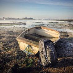 I'm lucky enough to be surrounded by great coastal shooting locations. These shots were captured at 8am on a low tide in Bosham, West Sussex. #themakers #digitalartisans @victorinox #sponsored