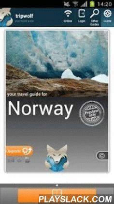 Norway Highlights Guide Android App - playslack.com , Discover amazing  places with tripwolf's Norway