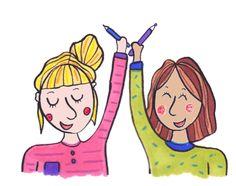 IN DE KLAS – Chanine Hameetman School Posters, Study Skills, Classroom Decor, Kids Learning, Arts And Crafts, Spelling, Charlotte, Tips, Carnival