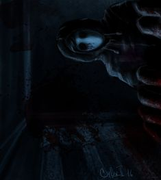 Creepypasta: Eyeless Jack by CyberII