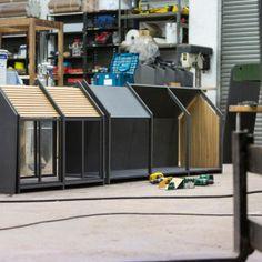 Pigeon Nest, Chicken Coop Designs, Chicken Coops, Poultry House, Hen House, Pet Rabbit, Milk, Minimalist, House Design
