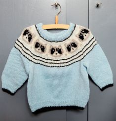 Knitting For Kids, Baby Knitting Patterns, Crochet Clothes, Fall Outfits, Knit Crochet, Little Girls, Pullover, Children, Coat