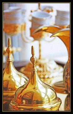Arabic Coffee Station