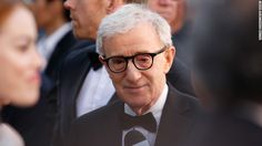 """Woody Allen attends the premiere of """"Irrational Man"""" during the 68th annual Cannes Film Festival on May 15, 2015."""