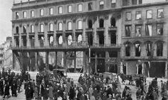 Metropole Hotel Sackville Street Easter Rising 1916