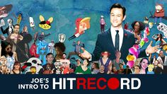 I wanna welcome you to hitRECord. This site is a little bit different than your typical Internet social network type of thing - it's a place where we can all. Book Publishing, Short Film, Arts And Crafts, Design Inspiration, Movie Posters, Painting, Website, Film Poster, Craft Items