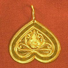 Portuguese gold piece...callled Borboleta