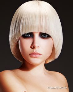 From The Beatles, Frida Lyngstad of ABBA, Andy Warhol and more, celebrities from the to have been sporting the pageboy haircut for decades. Round Haircut, Pageboy Haircut, Short Bob Hairstyles, Cool Hairstyles, Blonde Hairstyles, Bob Haircuts, Medium Hair Styles, Short Hair Styles, Red Hair Color