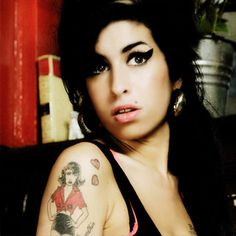 Amy Winehouse. <3