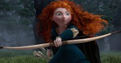 I got Merida! Which Disney Princess are You? | Oh My Disney