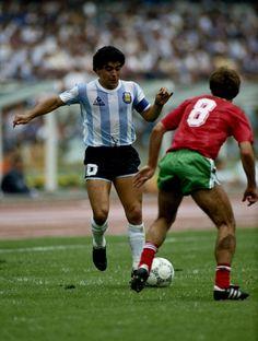Argentina-Bulgaria - Mexico 86 - Maradona Retro Pics (@MaradonaPICS) | Twitter