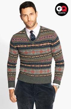 Polo Ralph Lauren Fair Isle Sweater available at #Nordstrom