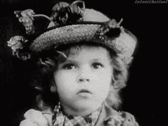 24 Amazingly Cute GIFs Of Shirley Temple As A Child To Remind Us What An Icon She Was RIP to one of our favourite screen legends. Shirley died at the age of 85 on Monday. Hollywood Icons, Hollywood Celebrities, Old Hollywood, Child Actresses, Actors & Actresses, Shirley Temple, Temple Movie, Old Movie Stars, She Movie