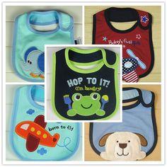 Free shipping  2013 brand baby bib clothing towel children waterproof bibs kids apron saliva towel carters-in Girls from Apparel & Accessories on Aliexpress.com