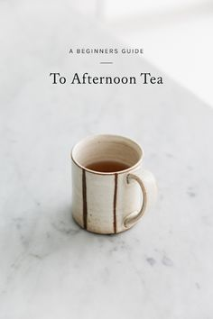 whether you're a coffee connoisseur, or an avid tea drinker, everyone can benefit from the practice of slowing down to enjoy a cup of tea mid-afternoon. click through for a few of my favorite ways to embrace tea time.