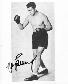 Maximillian Adolph Otto Siegfried Schmeling (September 28, 1905 – February 2, 2005) was a German boxer who was heavyweight champion of the world between 1930 and 1932. His two fights with Joe Louis in the late 1930s transcended boxing, and became worldwide social events because of their national associations. He was ranked 55 on Ring Magazine's list of 100 greatest punchers of all time.  While Schmeling cooperated with the German government's efforts to play down the increasingly negative in...