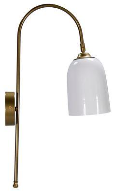 Altair Single. Apliques de luz de diseño vintage para proyectos de interiorismo.