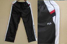 eab2bddbf8a0 ludvid hard-Vintage 90s fila pants size M adidas pants nike pants fila track  pants kappa pants