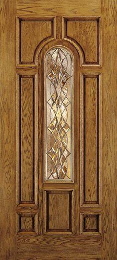 Glass Panel Exterior Door aurora® custom fiberglass glass panel exterior door | jeld-wen