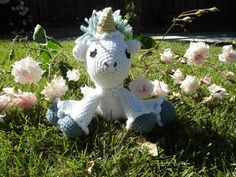 Unicorn. $25.00, via Etsy.
