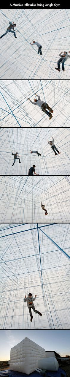 The Cube In Real Life