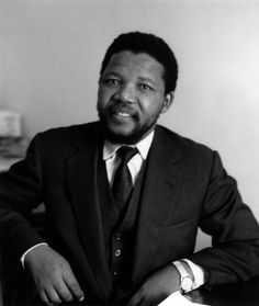 Nelson Mandela in London, Photo: Michael Peto (University of Dundee Photographic Collection). In western nations we think he was a hero. He was a violent man who killed, but he never claimed to be a hero a felt disdain for this title. Nelson Mandela, Martin Luther King, Indira Ghandi, My Black Is Beautiful, Musa, Before Us, African American History, My People, Civil Rights