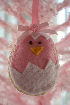 Felt Easter Egg ornament | Flickr - Photo Sharing!