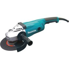 Makita 15 Amp 7 in. Corded Angle Grinder