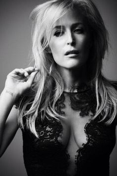 #GillianAnderson #QueenGodess
