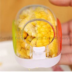 Creative New Kitchen Gadgets Peeling Corn Convenient Corn Planer  Shedding