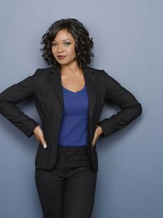 Castle TV Series, Tamala Jones as Lanie Parish