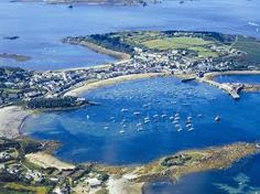 Hugh Town, St Mary's, Scilly Islands, England