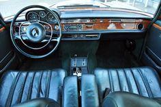 Mercedes-Benz 300 SEL 6.3 Klima/eFH. 1971