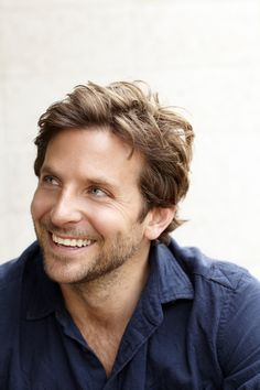 Bradley Cooper (if this photo could also speak French, it would be perfection).