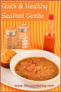 RECIPE: Quick and Healthy Seafood Gumbo