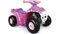 VENTA FEBER QUAD RACING PINK MOTOR 6V FEBER 7470, IndalChess.com Tienda de juguetes online y juegos de jardin