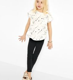 Skinny jeans-JEANS-GIRL | 4-14 years-KIDS | ZARA United States