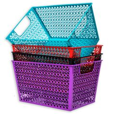 Metal Storage Bins   Room | Five Below