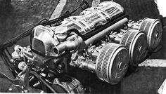 Imagen publicada por @FCD94 Santa Fe, Grand Prix, Cars And Motorcycles, Race Cars, Engineering, Racing, Ideas Para, Garage, Victoria