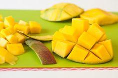 Mango - priprema i serviranje