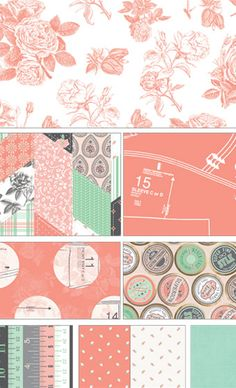 Sew Charming by Bo Bunny for Riley Blake Designs